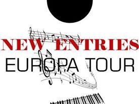 New Entries Europa Tour: un progetto che premia il talento
