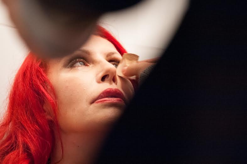 """Chiara Pavoni protagonista del cortometraggio """"comevuoichemichiami"""""""