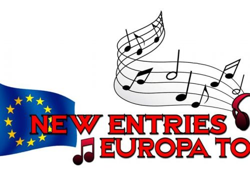Al via New Entries Europa Tour