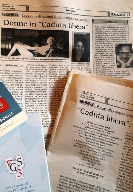 "Chiara Pavoni per ""Cercando Dada"", performance reading di Daniela Bertulu"
