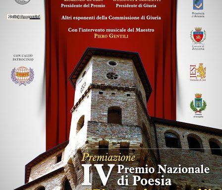 """A Jesi (AN) la premiazione del Premio di Poesia """"L'arte in versi"""" edizione 2015"""