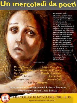 Un reading contro la violenza sulle donne al Mameli 27