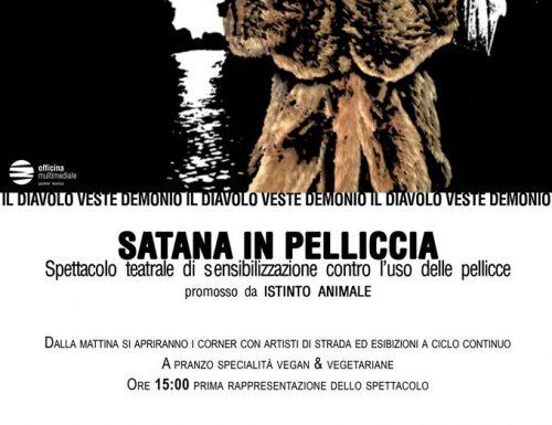 """A Ladispoli """"Satana in pelliccia"""", una giornata per il rispetto della natura"""