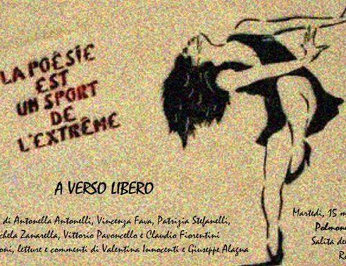 La poesia sport estremo: appuntamento al Polmone Pulsante
