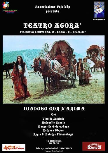 """Dal 25 al 30 aprile al Teatro Agorà la rassegna """"Lotte viaggi sogni ricordi"""""""