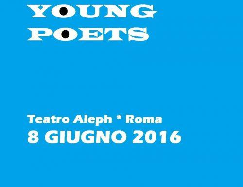 Al Teatro Aleph l'antologia vivente di giovani poeti