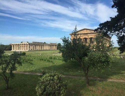 PAESTUM NELL'ITALIA DELLE SCELTE… anche estive