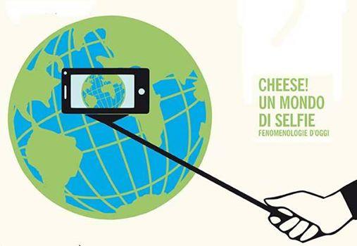 """""""Cheese! Un mondo di selfie, fenomenologie d'oggi"""" di Vittorio Pavoncello alla Core Gallery"""