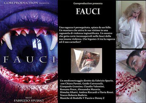 """Proiezione del mediometraggio """"Fauci"""" di Fabrizio Spurio"""