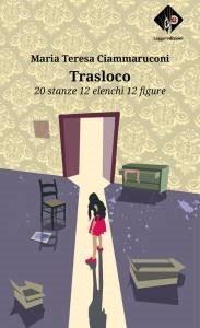 Trasloco. 20 stanze 12 elenchi 12 figure: la presentazione a Villaggio Cultura -Pentatonic