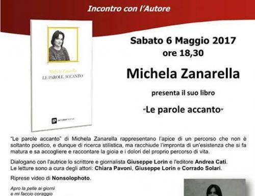 """La presentazione del libro """"Le parole accanto"""" da Mondadori Point Roma Gandiglio"""