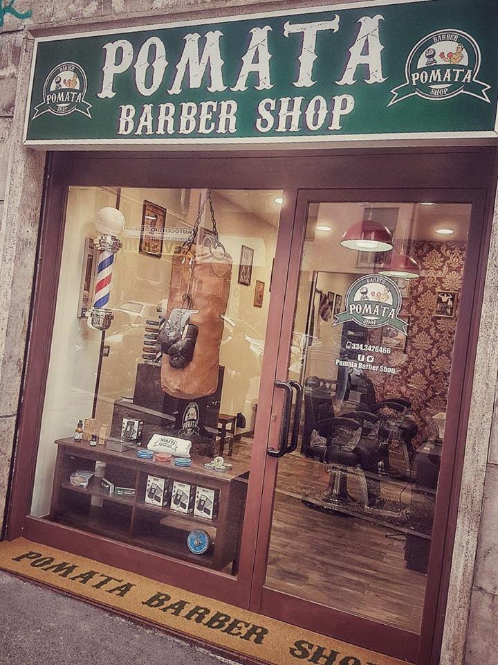 Pomata Barber Shop a Monteverde