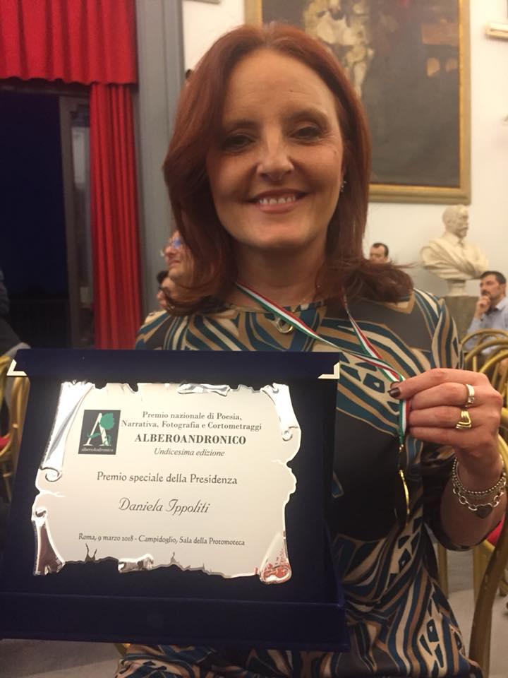 'Il giardino di Mattia' premiato al concorso letterario AlberoAndronico 2018