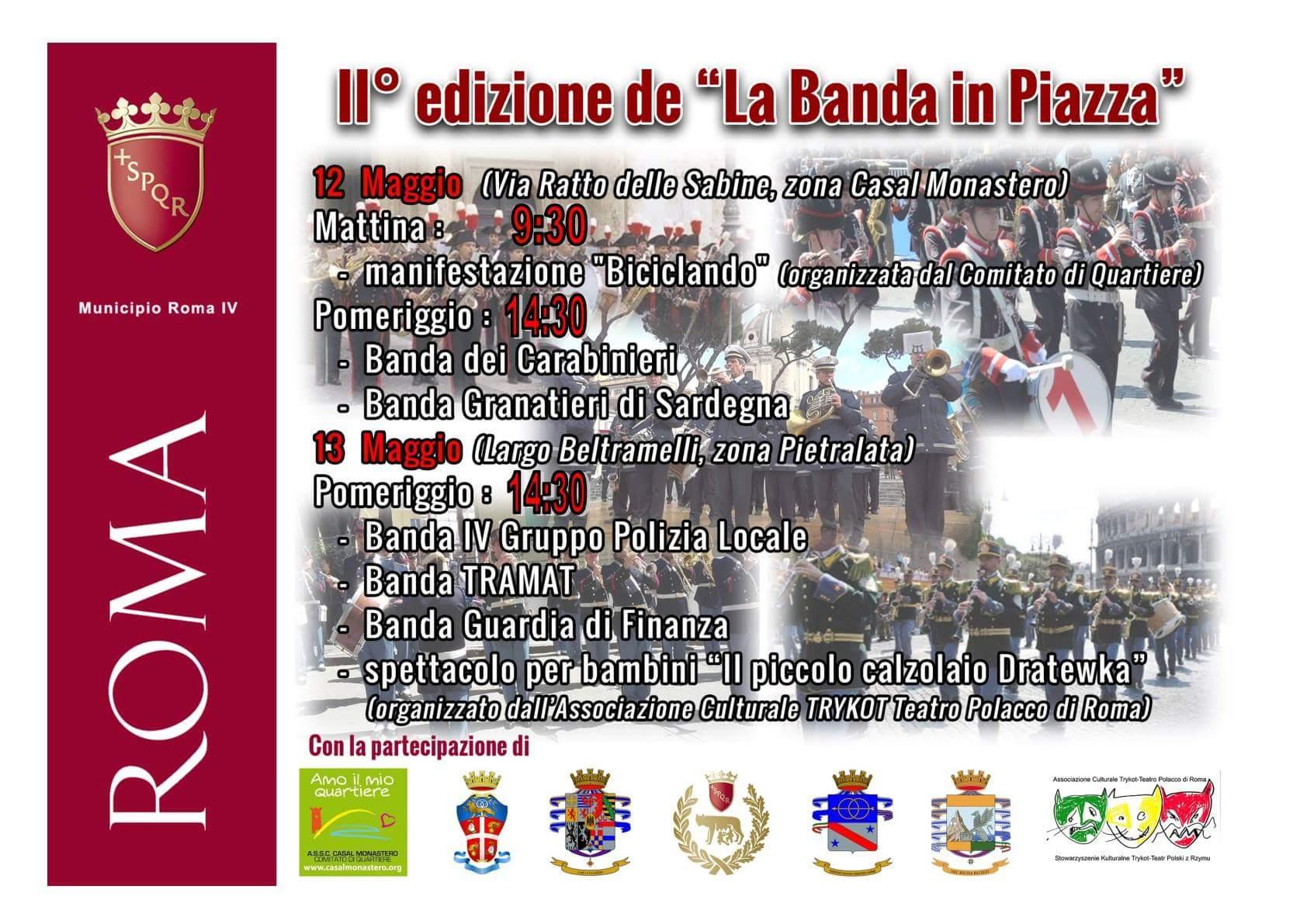 """2^ Edizione de """"La Banda in Piazza"""""""