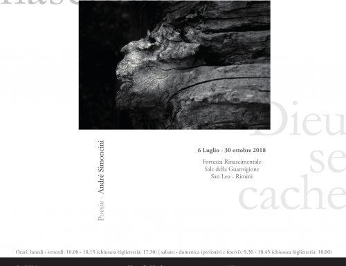 Dio si nasconde, la mostra e il libro a Rimini
