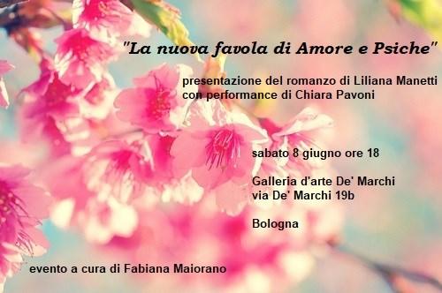 La nuova favola di Amore e Psiche a Bologna