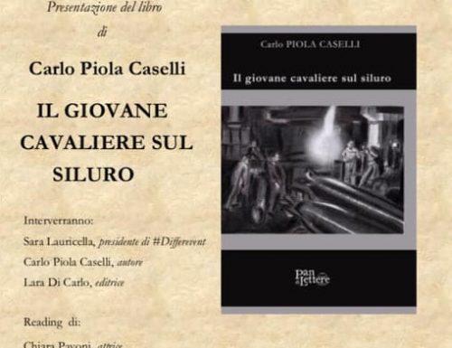 """""""Il giovane cavaliere sul siluro"""": la presentazione ad Interno 4"""
