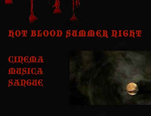"""Hot Blood Summer Night"" all'Interno 4 di Chiara Pavoni"