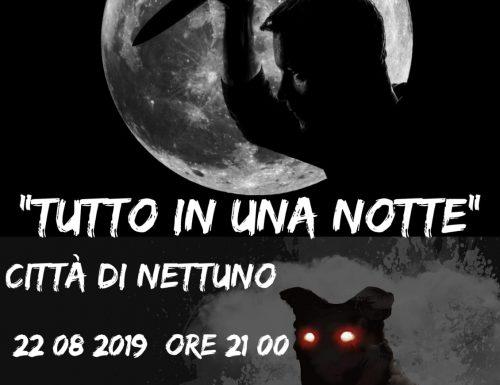 A Nettuno la rassegna cinematografica 'Tutto in una notte'
