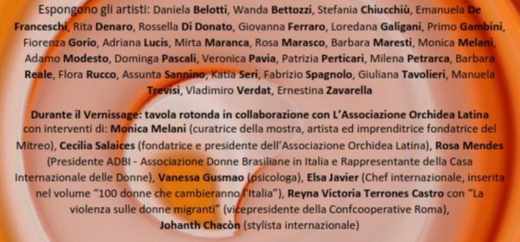 A Roma la mostra-evento 'La Diversità del Femminile'