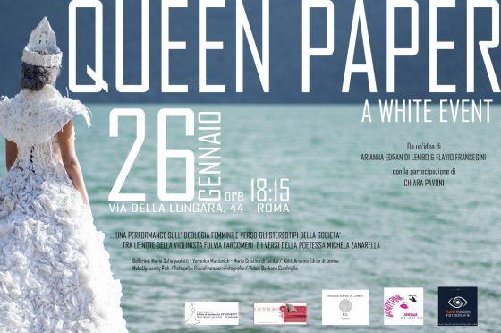 Queen Paper