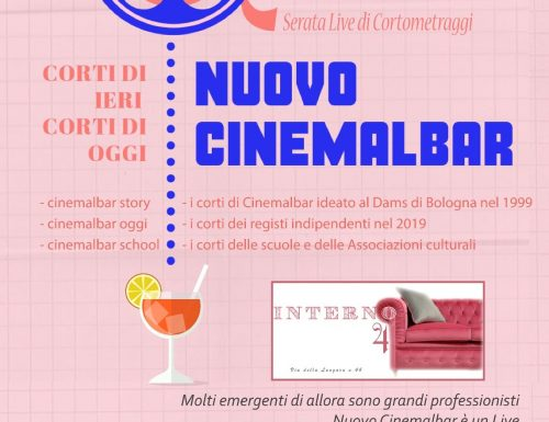 Cinemalbar: 2^ tappa ad Interno 4