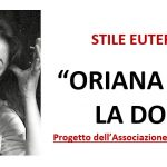 Stile Euterpe vol.5 Oriana Fallaci