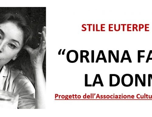 Stile Euterpe vol.5 Oriana Fallaci