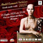 Chiara Pavoni al Medit Summer Fashion