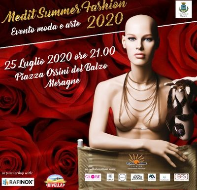 Chiara Pavoni al Medit Summer Fashion