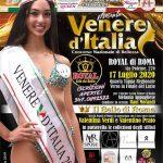 """Chiara Pavoni tra gli ospiti di """"Venere d'Italia"""""""